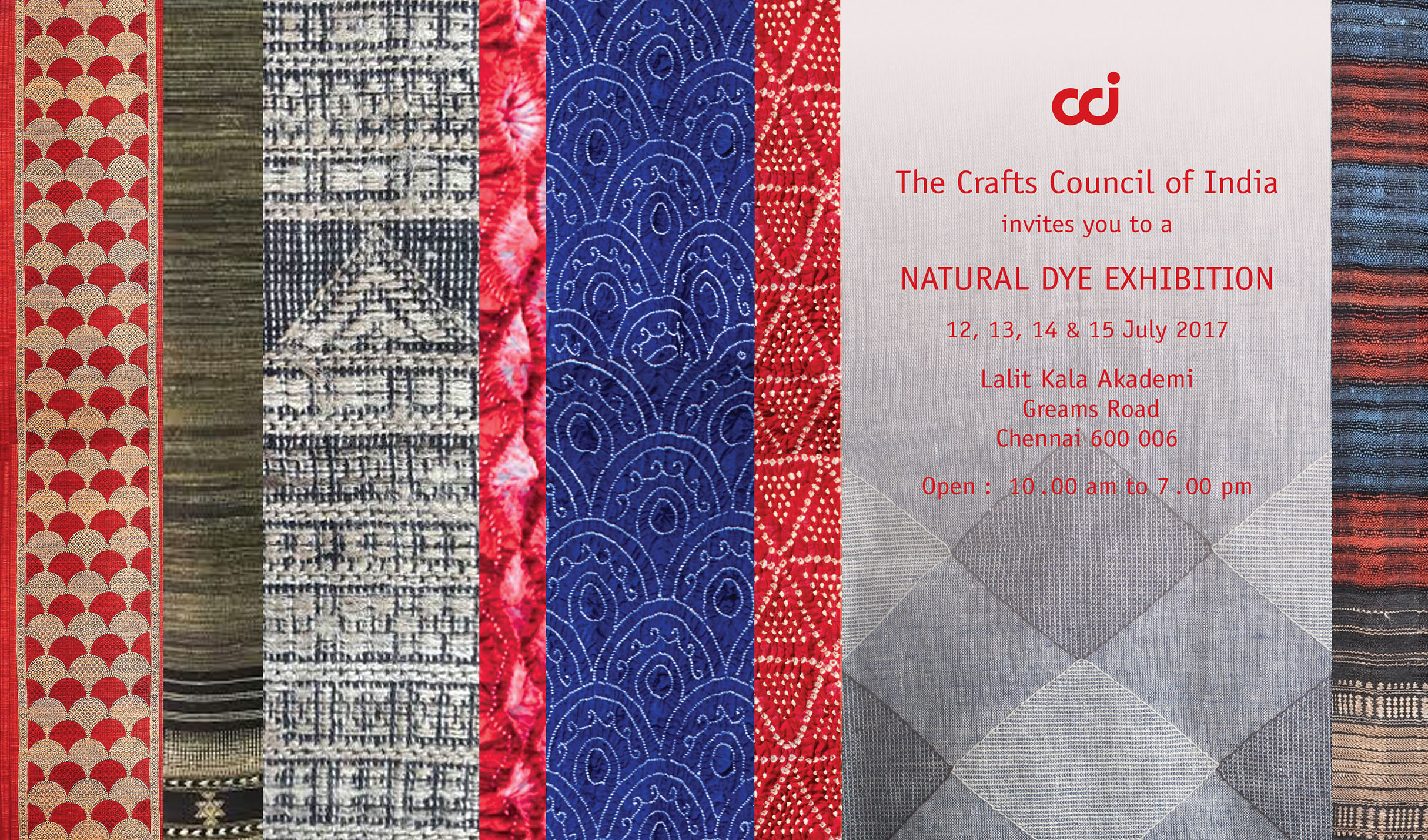 Natural Dye Exhibition.indd