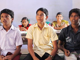 Educate to sustain program - CCI