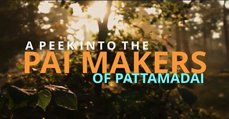 Pai Makers of Pattamadai - a film by CCI